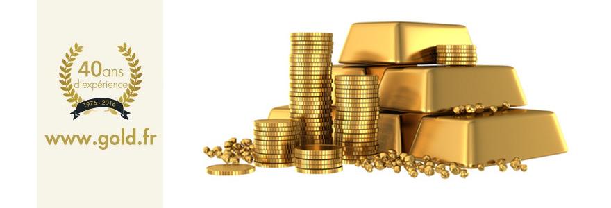 Acheter et vendre le meilleur or