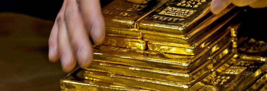 l'or en Suisse